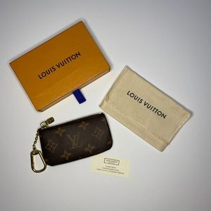 Louis Vuitton Pochette Cles Key Pouch
